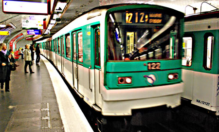 metro1 paris Plan Metro Paris : Plan de la ligne 1 en Pdf