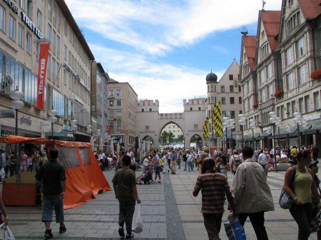 munich 1024x768 Plan Metro Munich