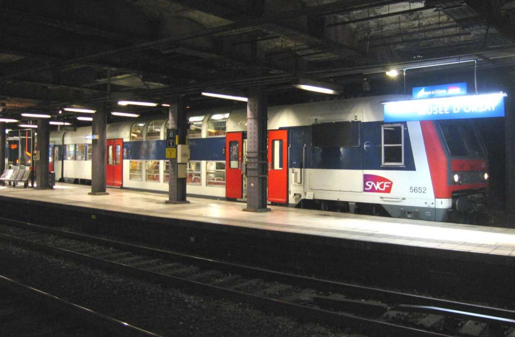 paris RER