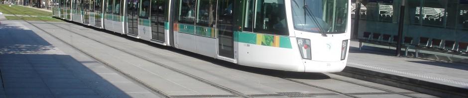 tramway-pairs ile de france